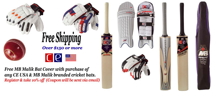 Cricket Equipment Buying Guide